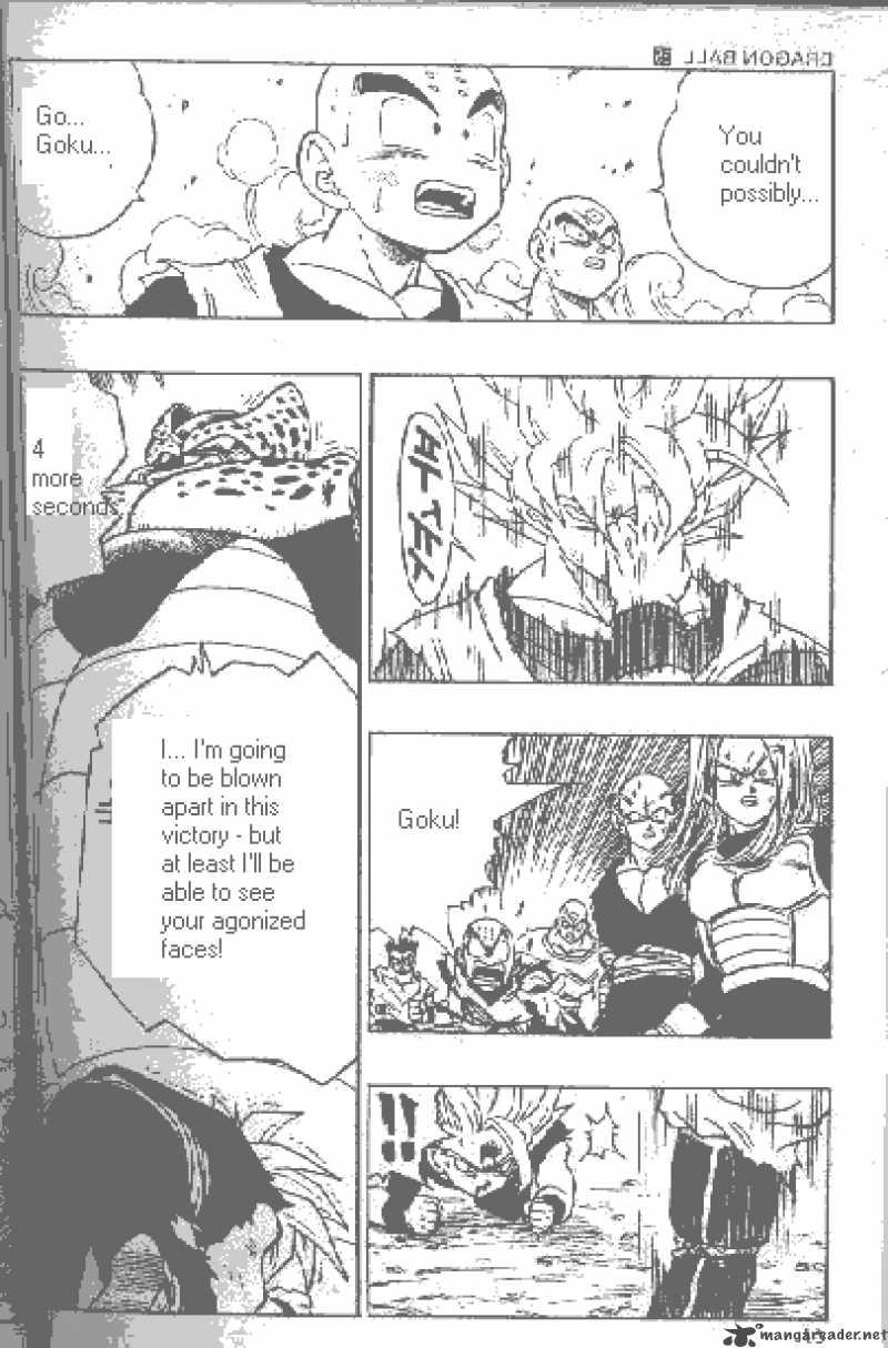 Dragon Ball, Chapter 413 image 009