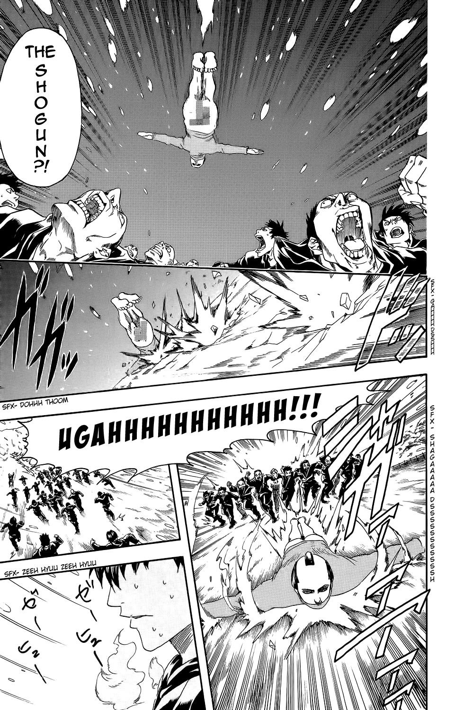 Gintama Chapter, 346 image 017