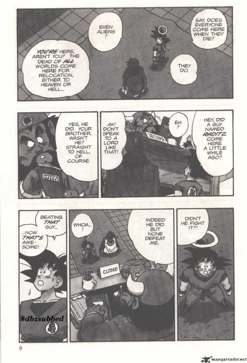 Dragon Ball, Chapter 205 image 008