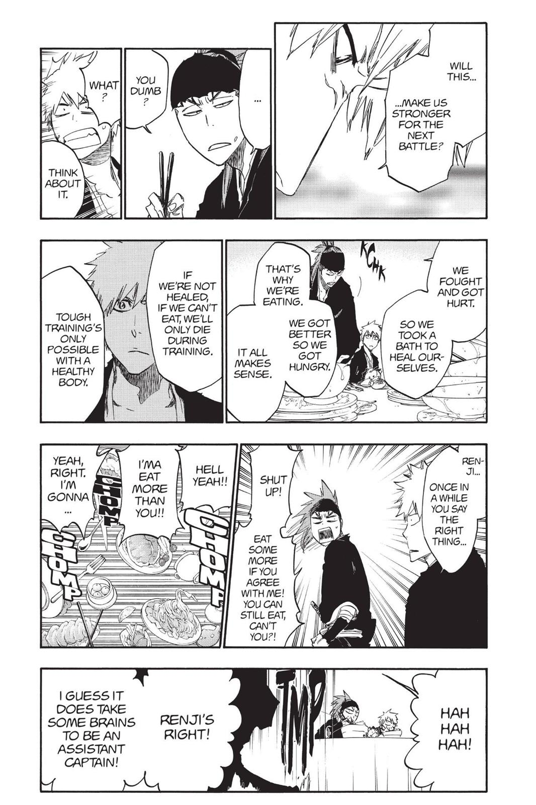 Bleach, Chapter 521 image 017