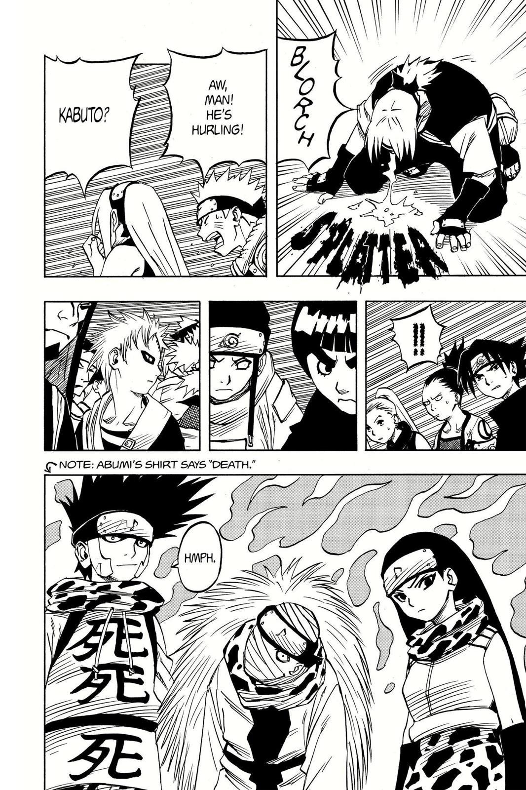 Naruto, Chapter 40 image 008
