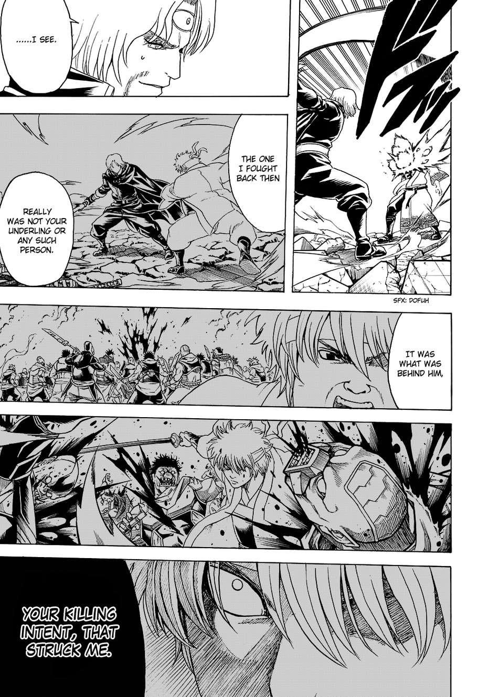 Gintama Chapter, 570 image 015