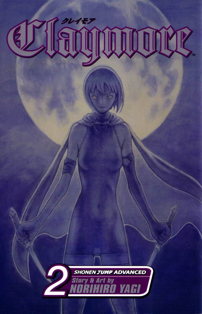 Claymore, Chapter 5 image 001