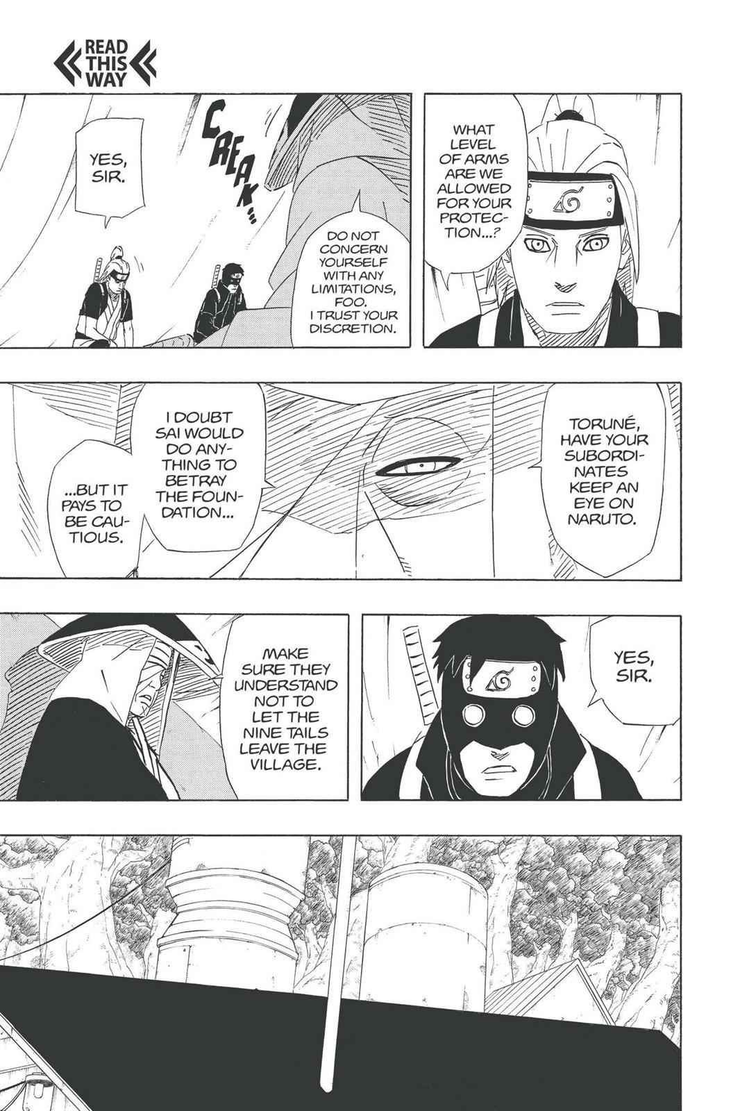 Naruto, Chapter 455 image 003