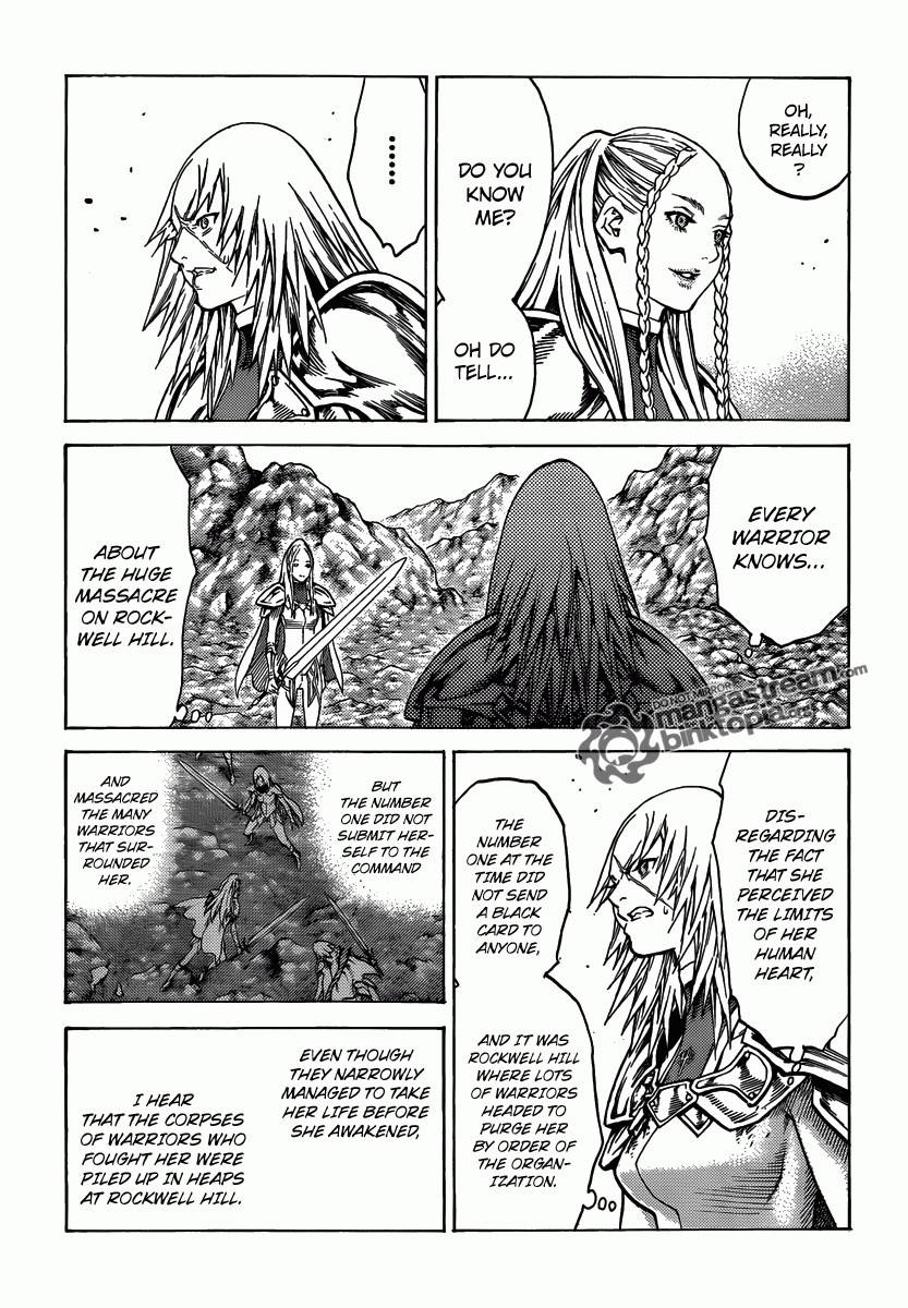 Claymore, Chapter 116 image 017