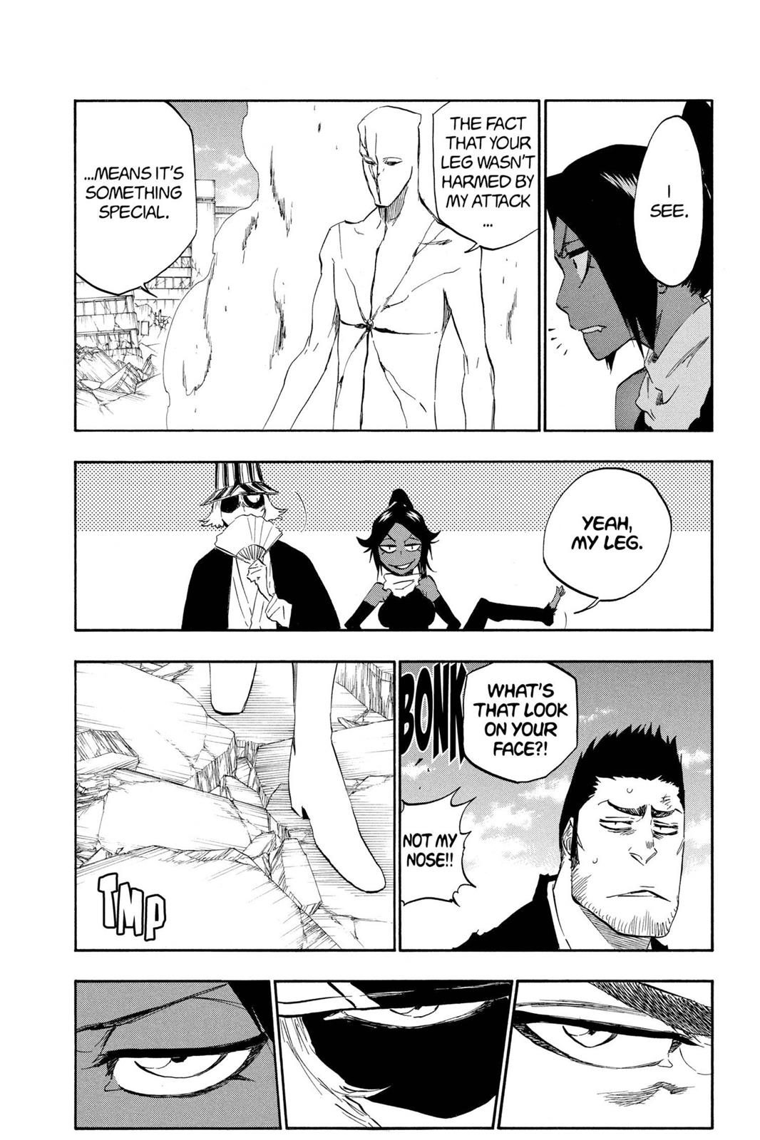 Bleach, Chapter 404 image 006