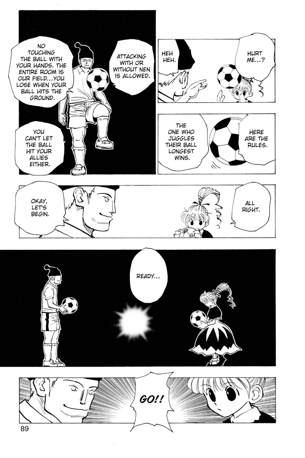 Hunter X Hunter, Chapter 157 image 009