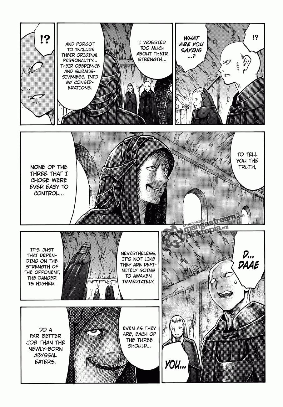 Claymore, Chapter 115 image 028