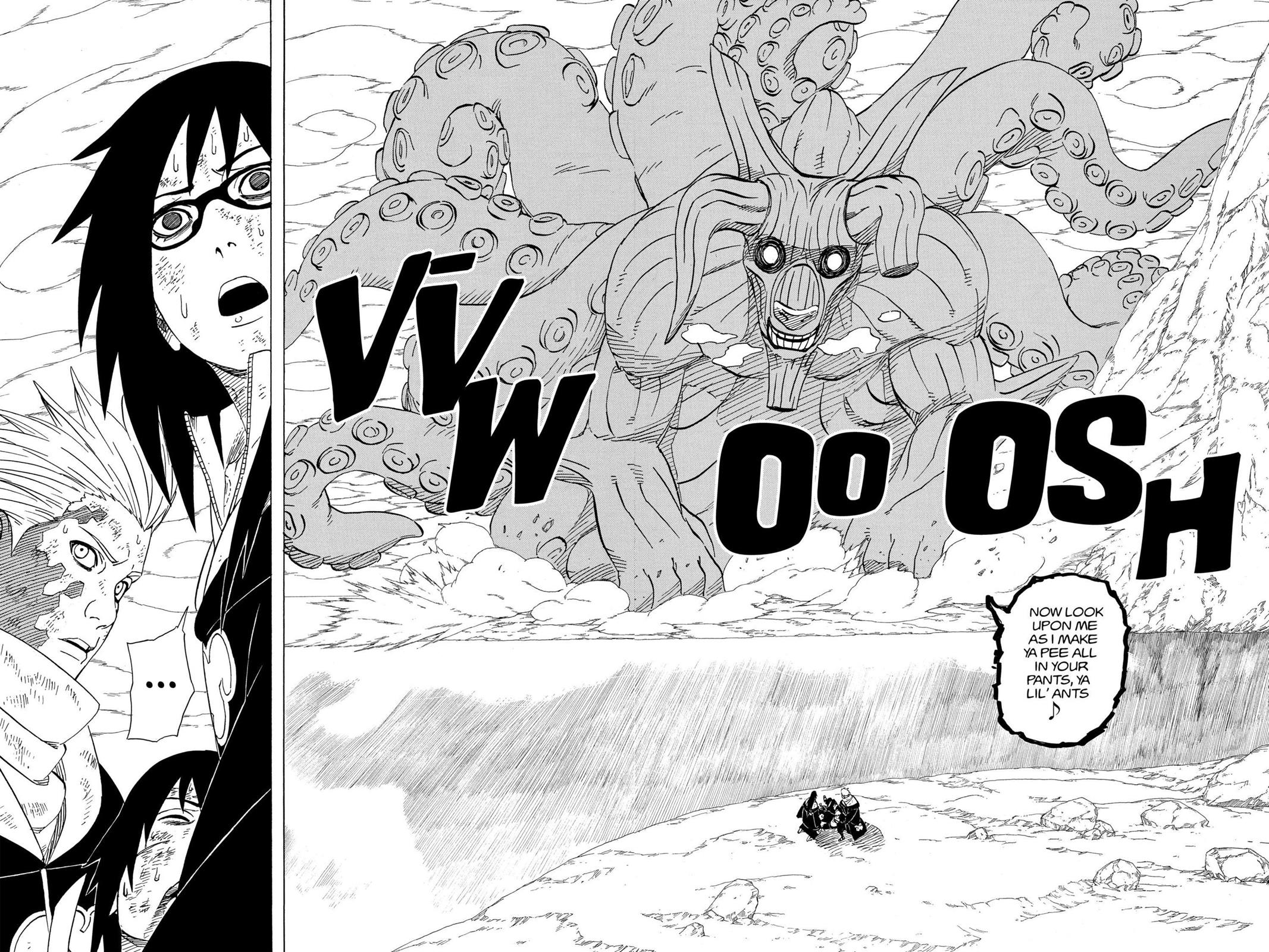 Naruto, Chapter 413 image 022
