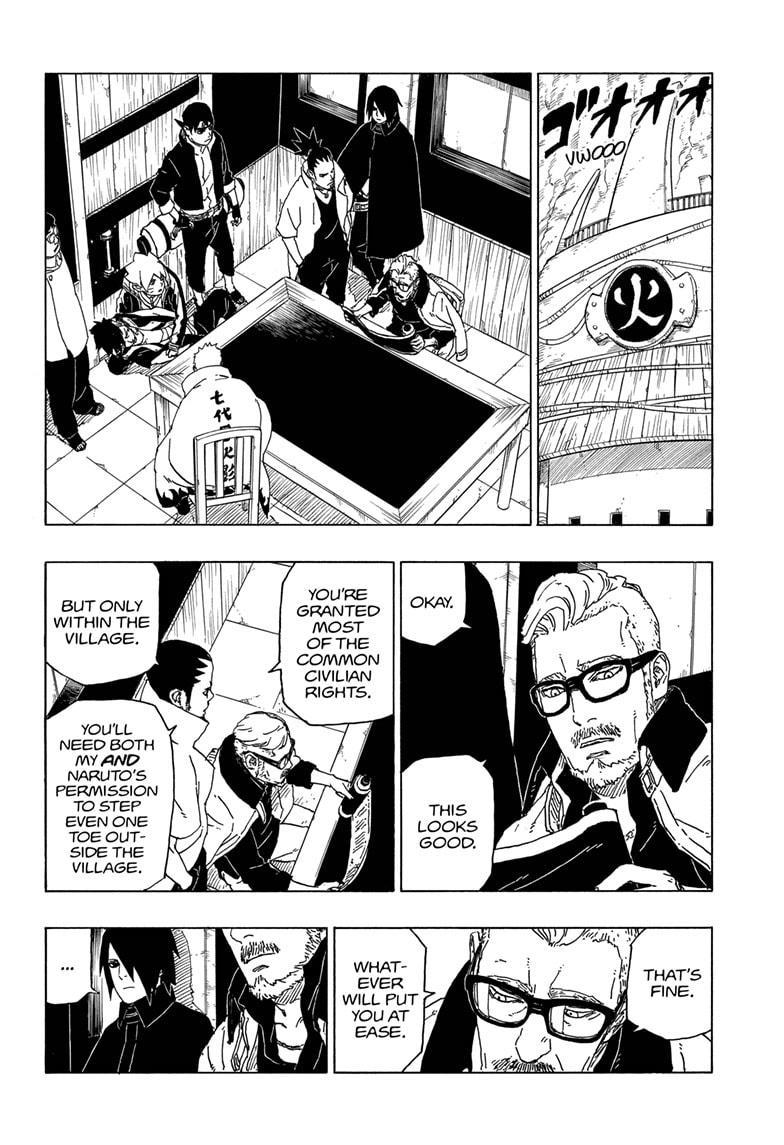 Boruto Manga, Chapter 48 image 012
