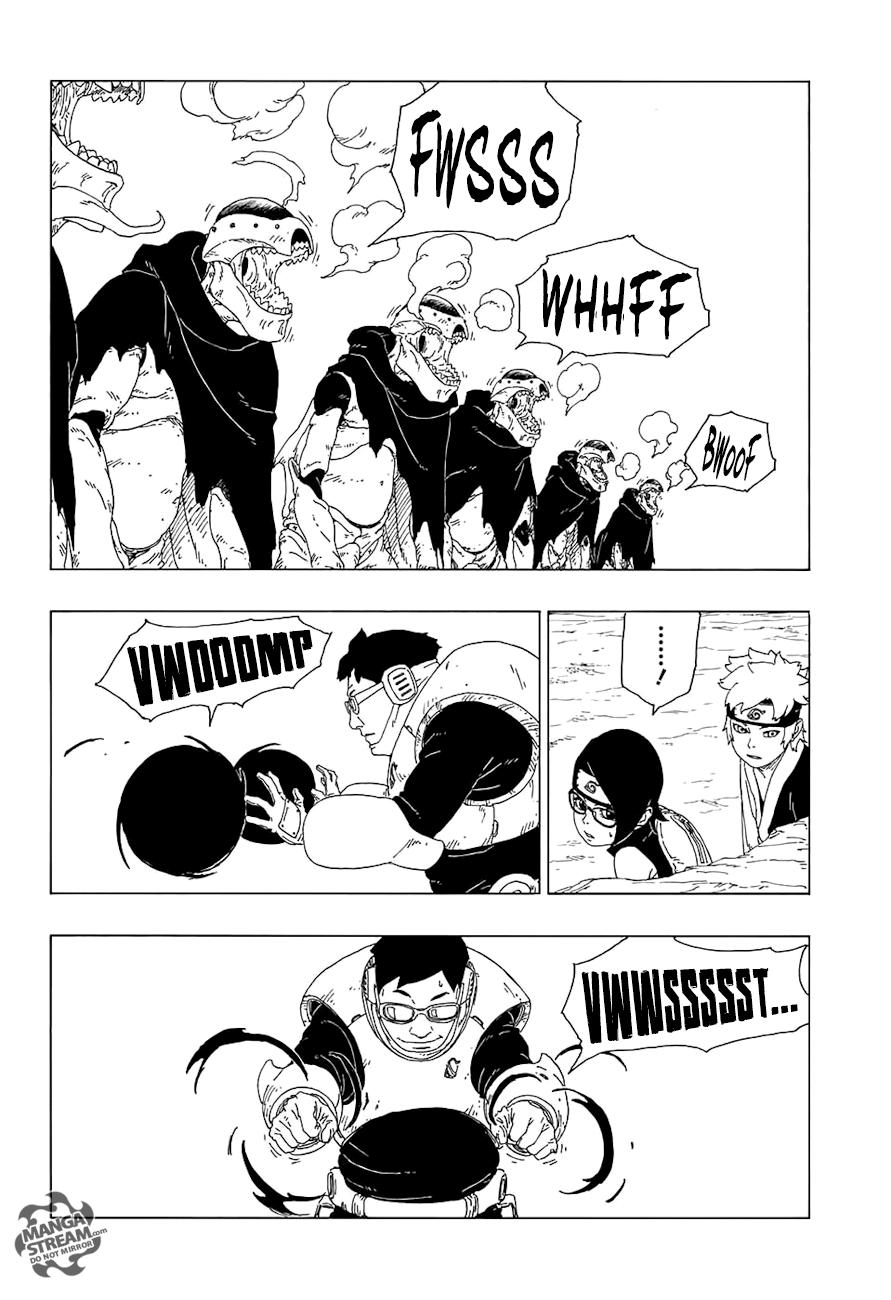 Boruto Manga, Chapter 19 image 031