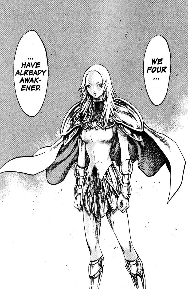Claymore, Chapter 30 image 010