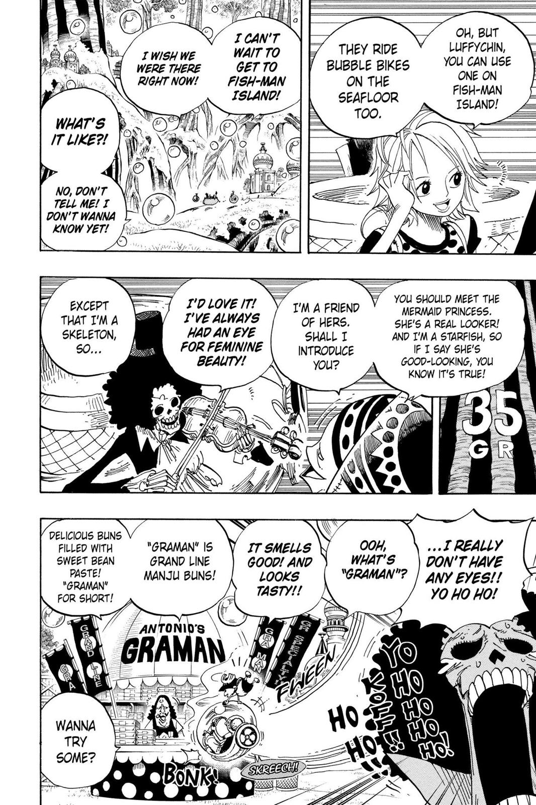 One Piece, Chapter 497 image 010