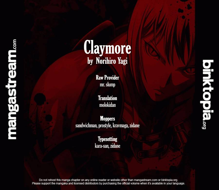 Claymore, Chapter 113 image 002
