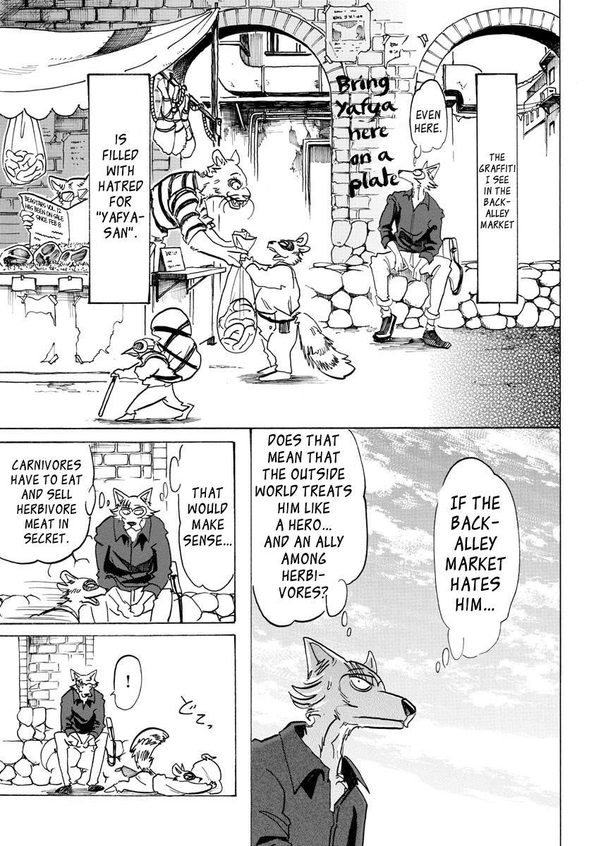 Beastars Manga, Chapter 116 image 010