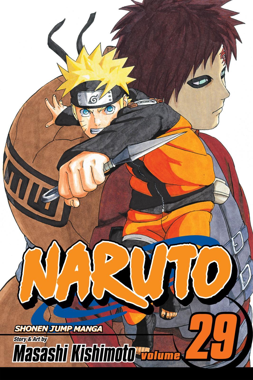 Naruto, Chapter 254 image 001