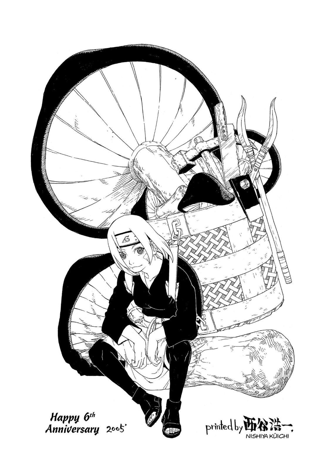 Naruto, Chapter 284 image 020