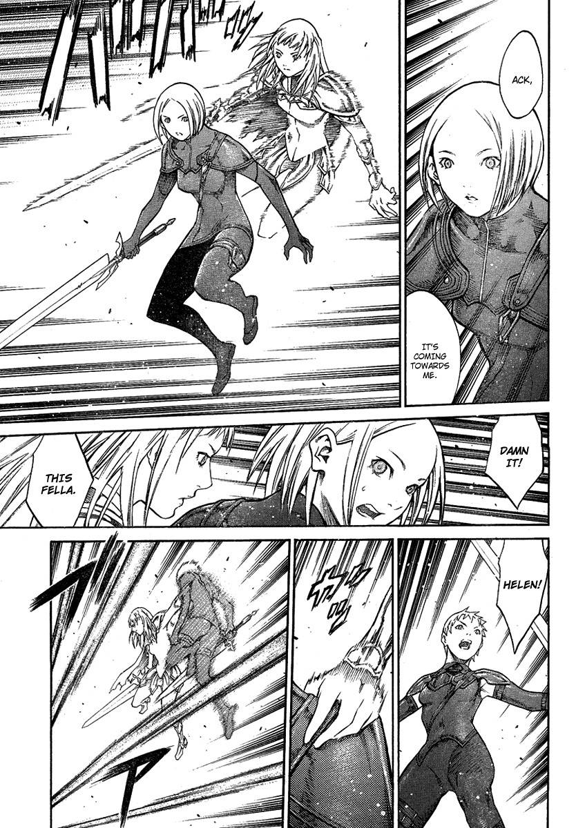 Claymore, Chapter 85 image 021