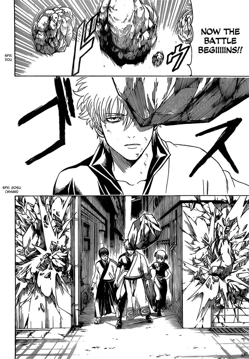 Gintama Chapter, 615 image 006
