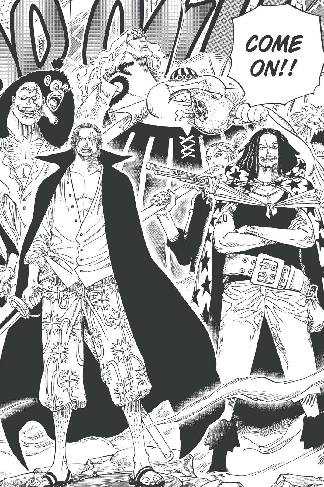 One Piece, Chapter 580 image 010
