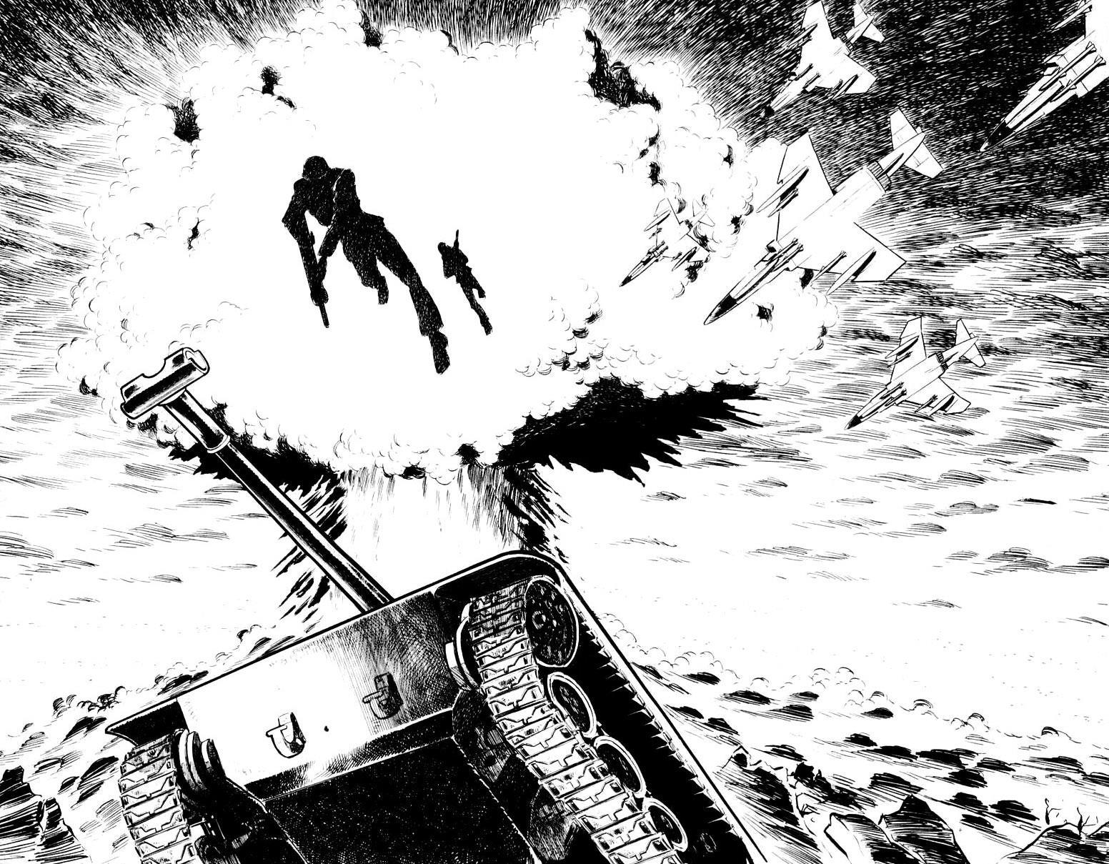 Devilman, Chapter 4 image 166