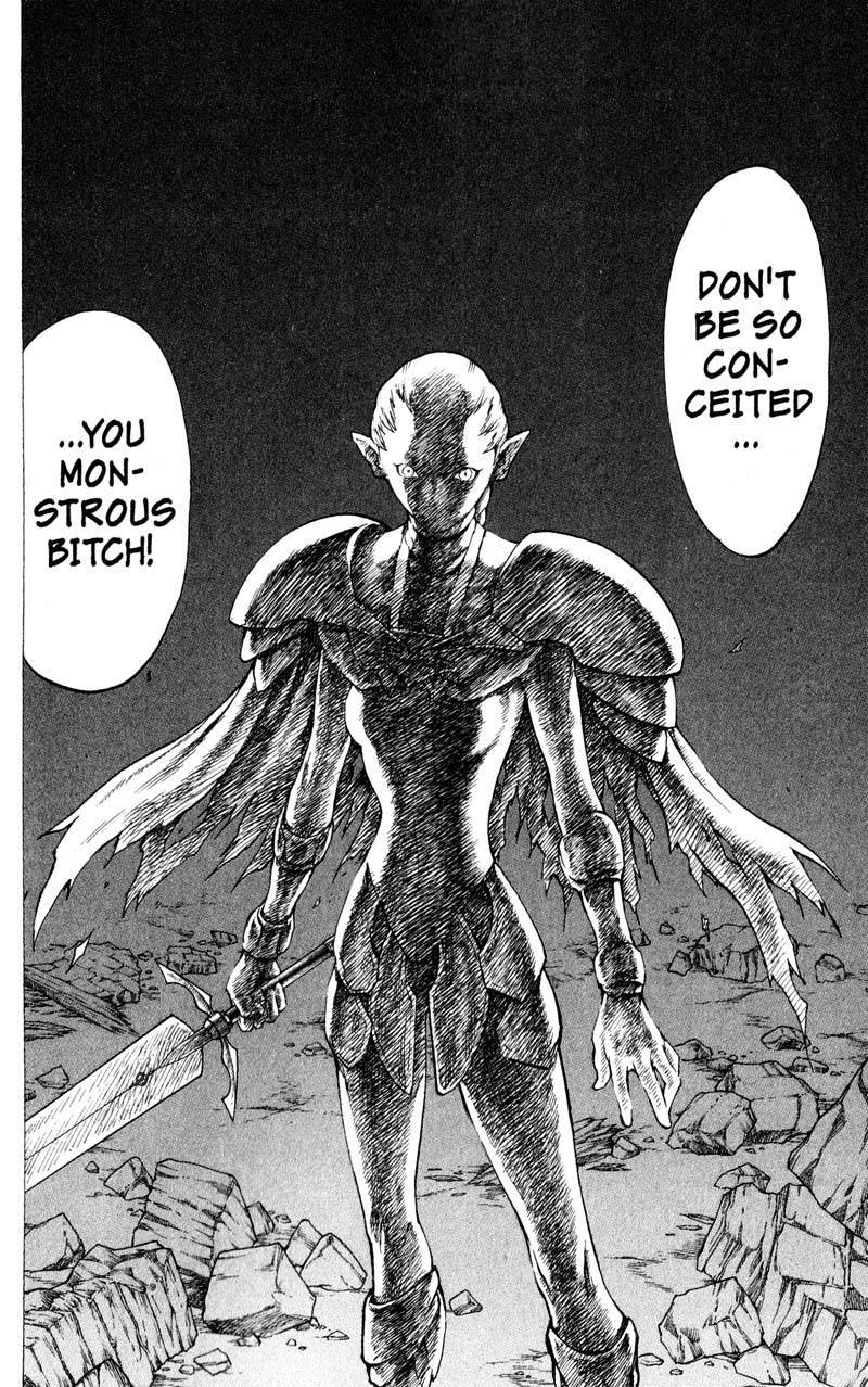Claymore, Chapter 33 image 027