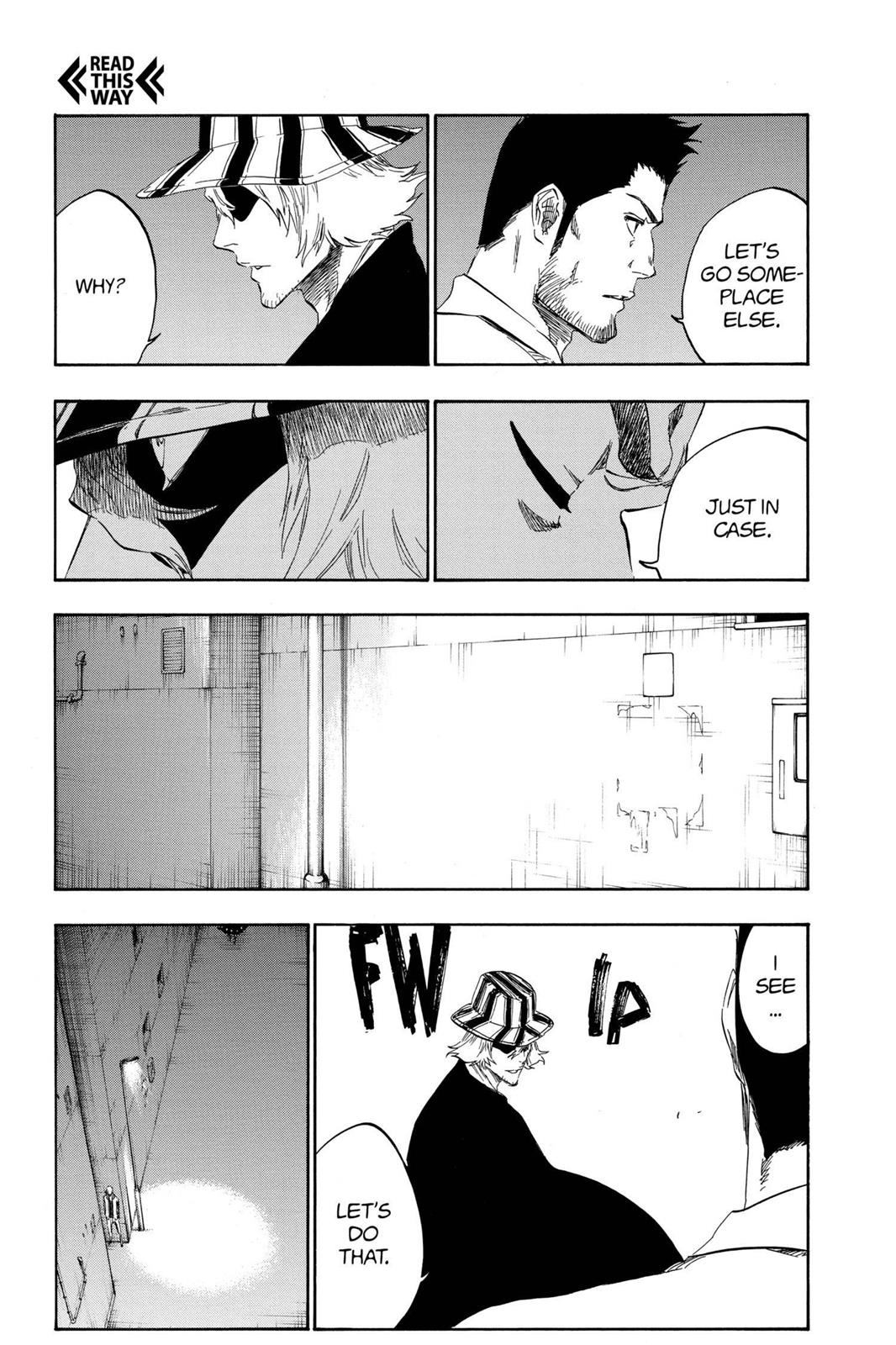 Bleach, Chapter 441 image 013