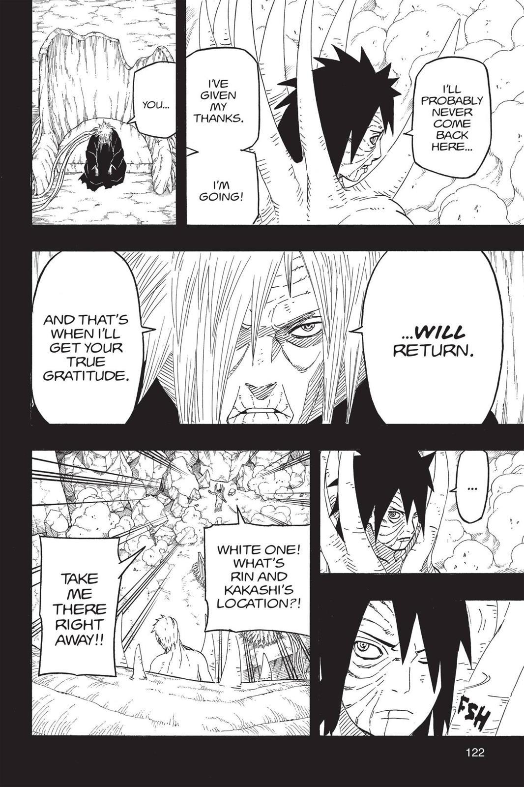 Naruto, Chapter 604 image 007