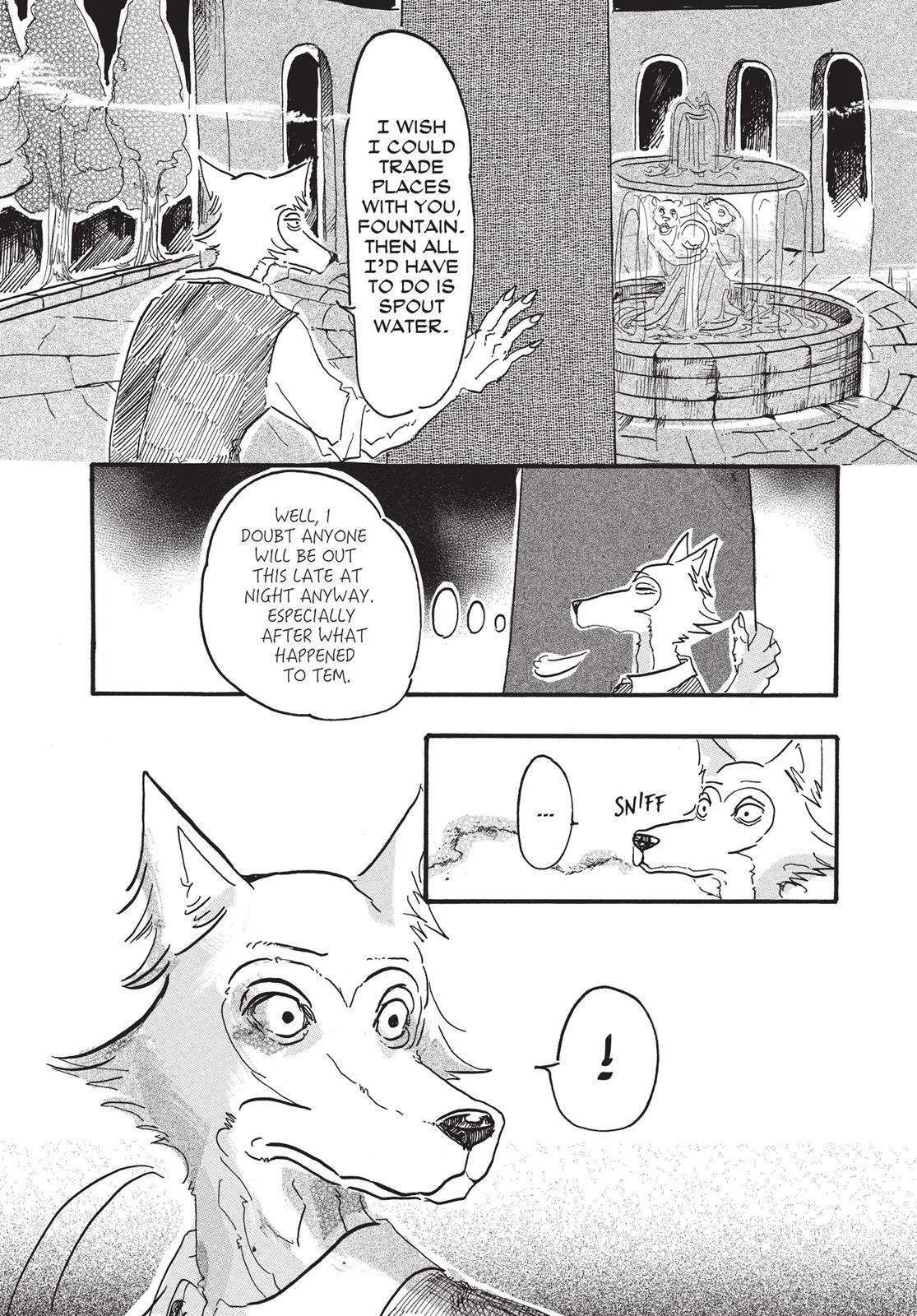 Beastars Manga, Chapter 3 image 017