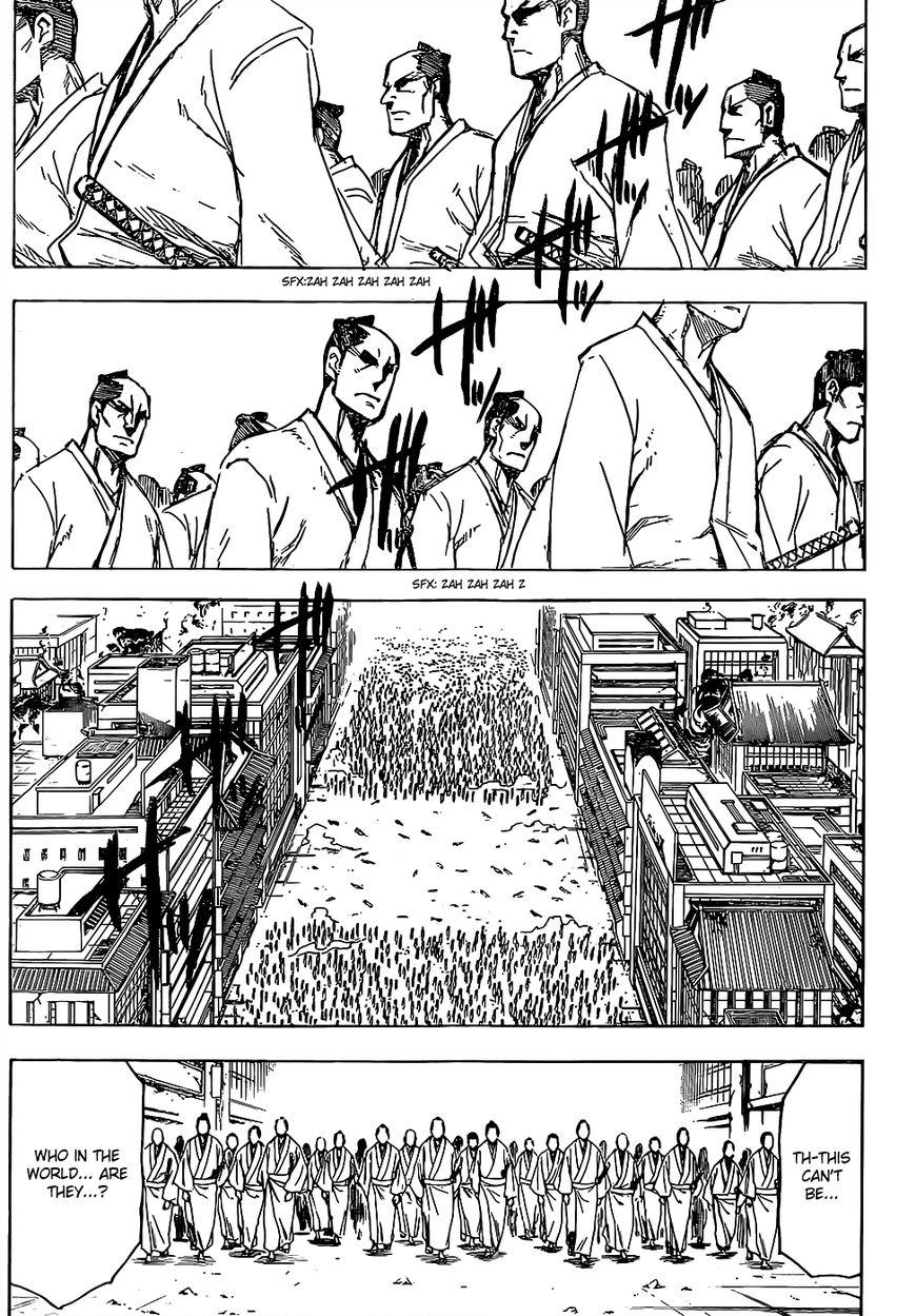 Gintama Chapter, 626 image 017