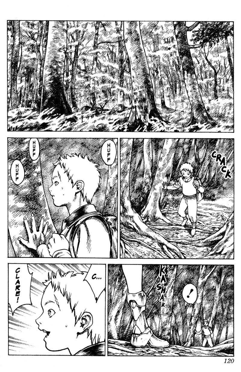 Claymore, Chapter 3 image 011