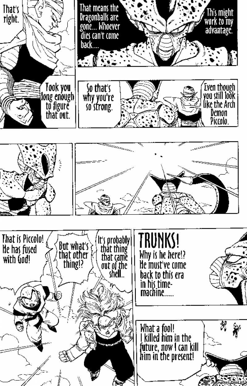 Dragon Ball, Chapter 364 image 002
