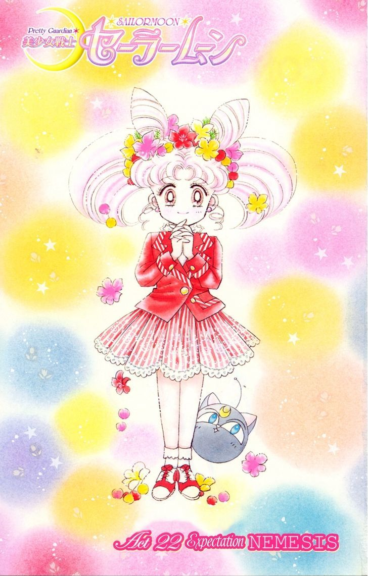 Sailor Moon, Cahpter 22 image 003