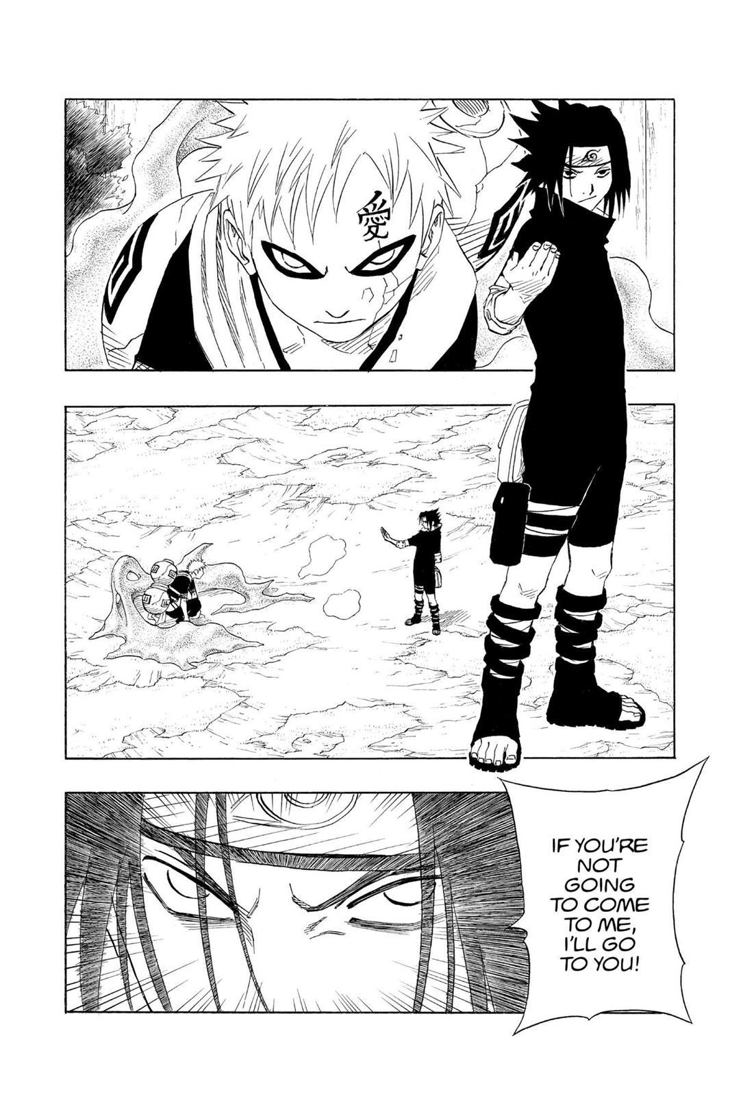 Naruto, Chapter 112 image 002