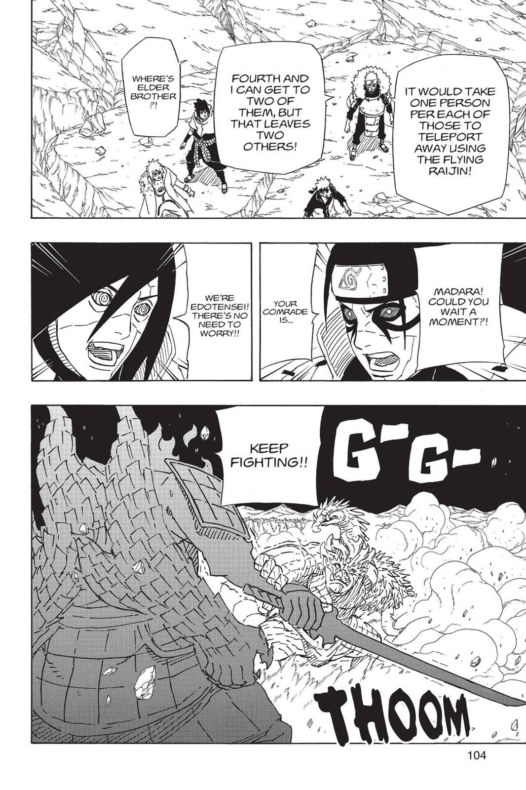 Naruto, Chapter 643 image 008