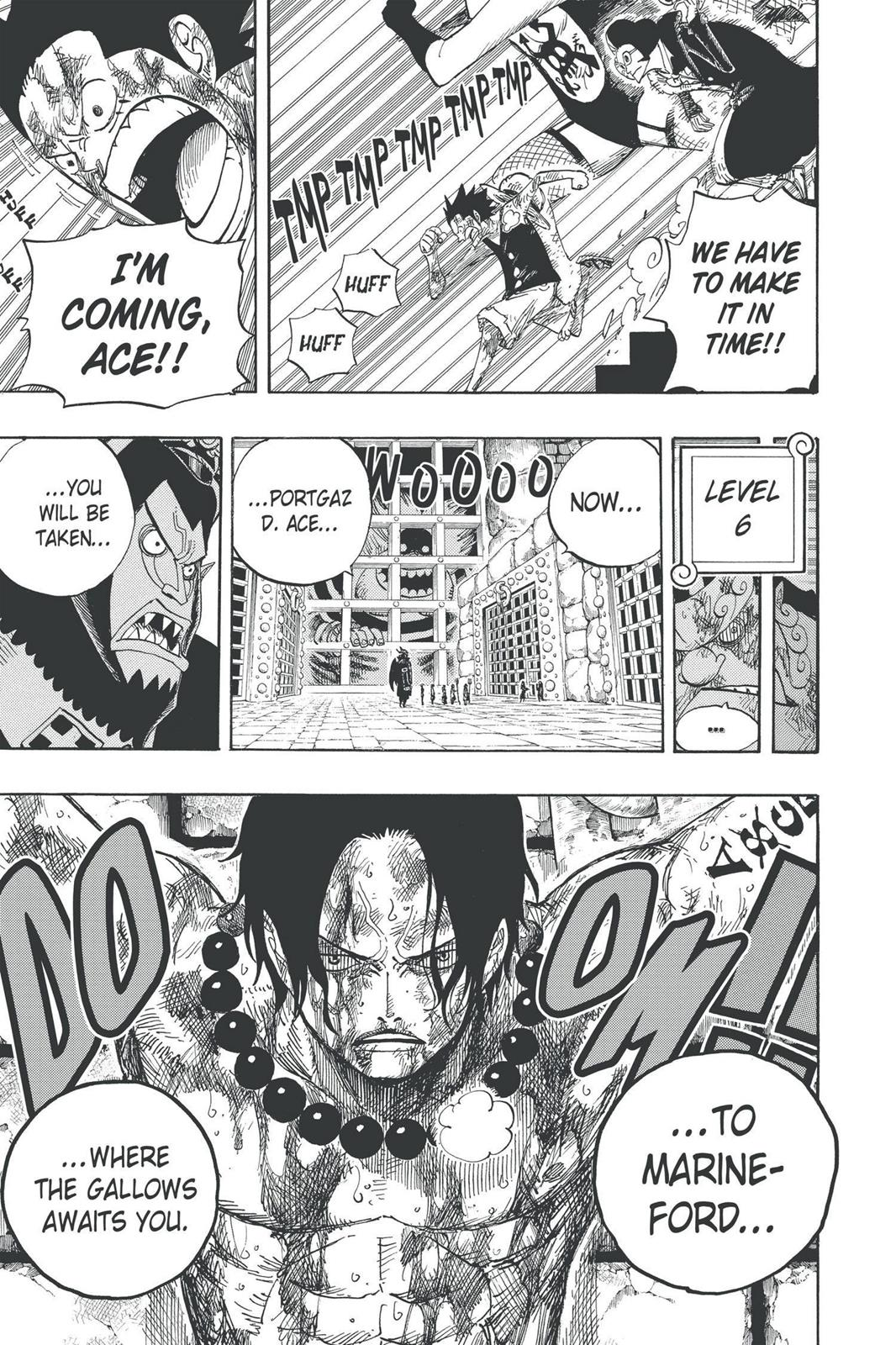 One Piece, Chapter 539 image 019