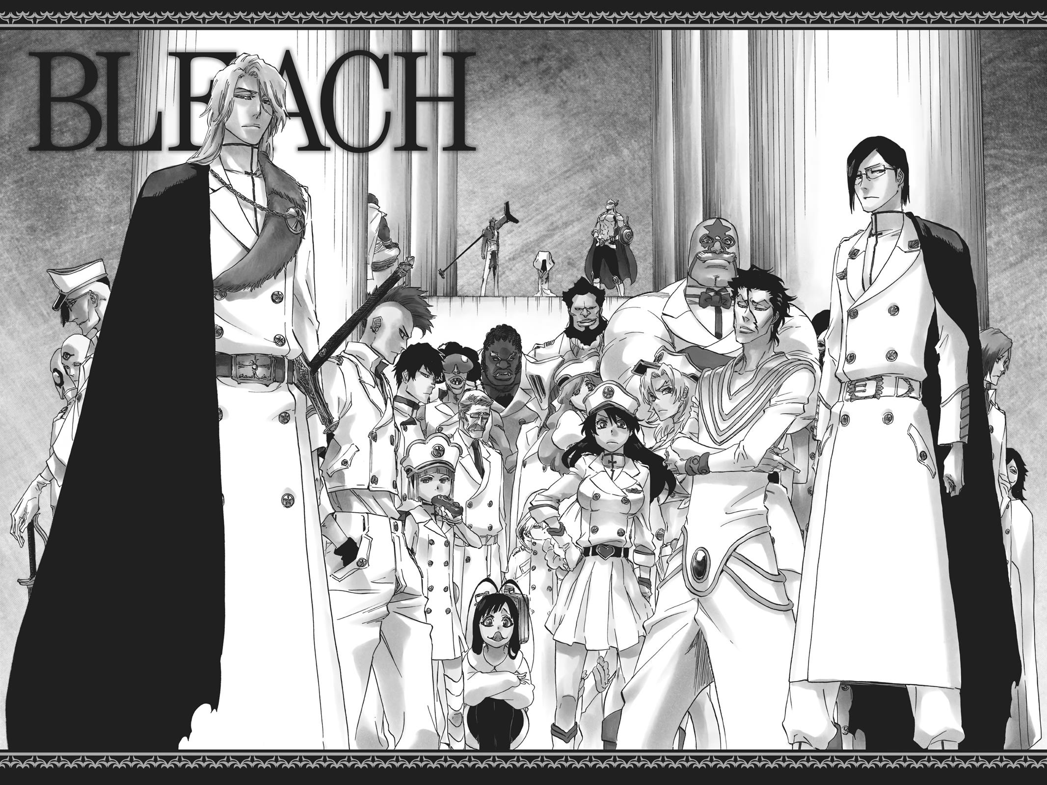 Bleach, Chapter 640 image 002
