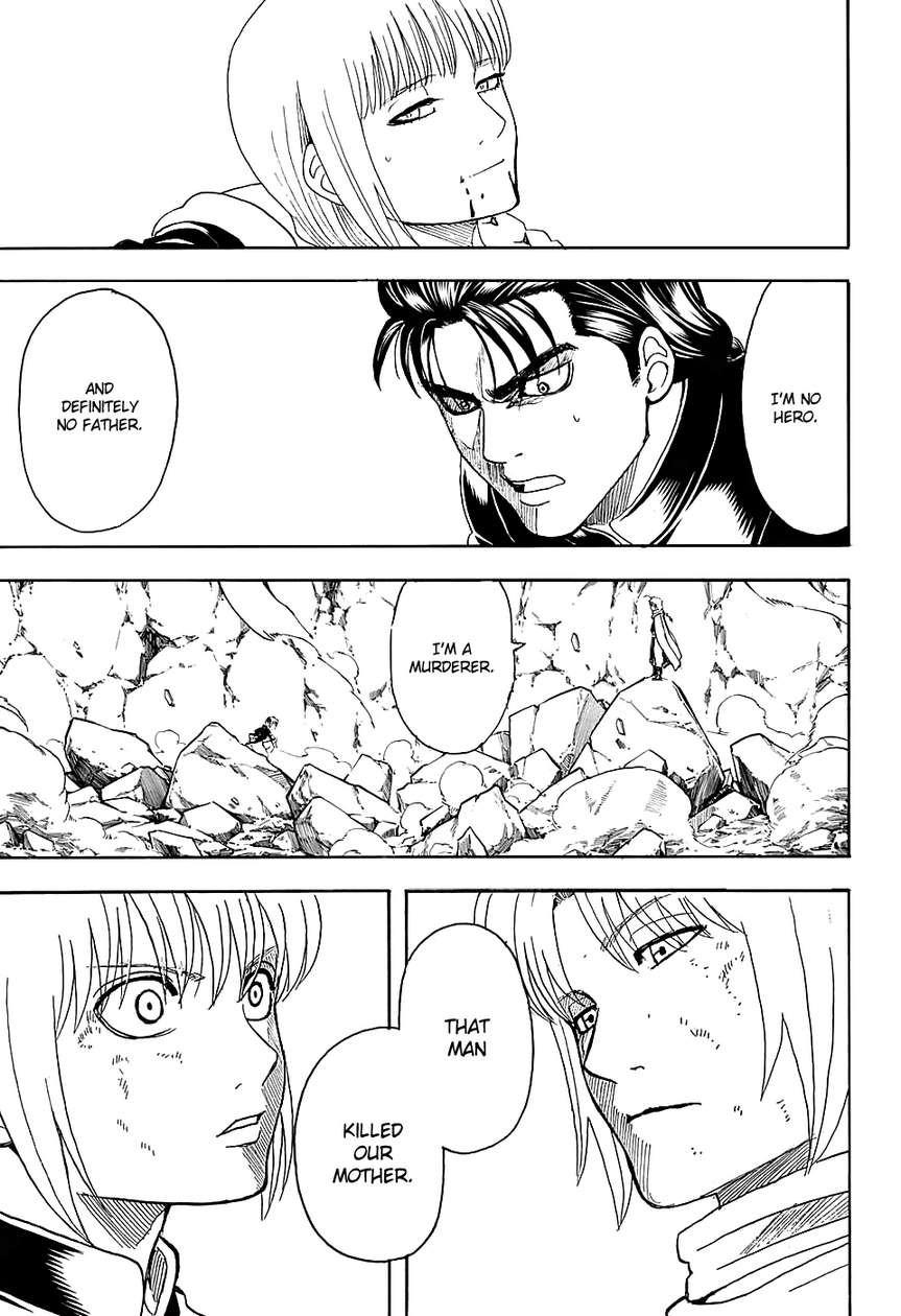 Gintama Chapter, 580 image 009