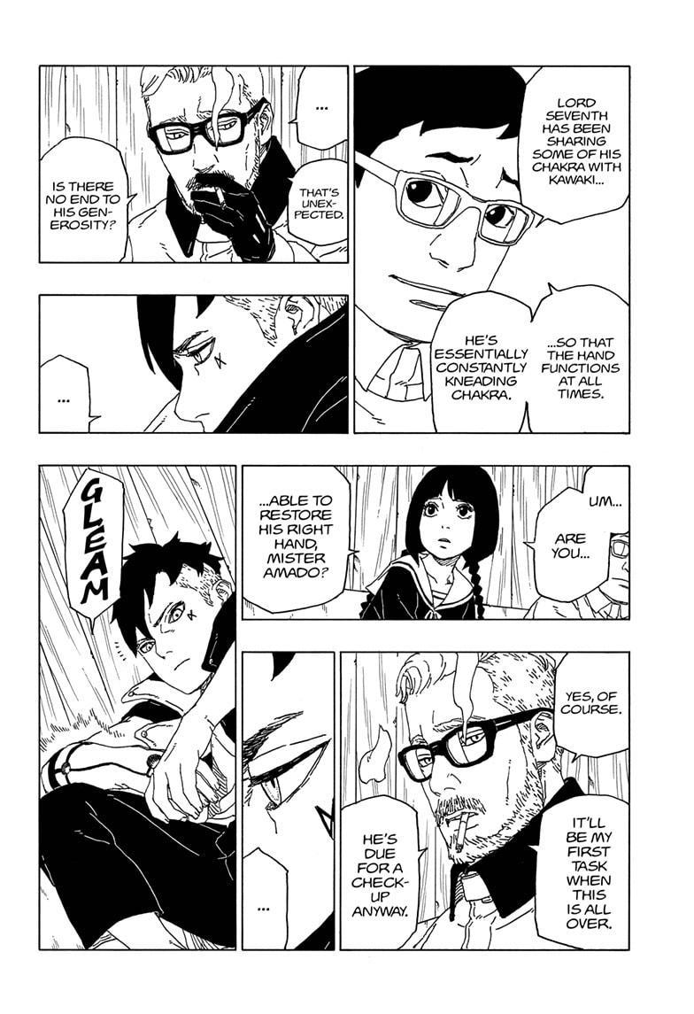 Boruto Manga, Chapter 52 image 022