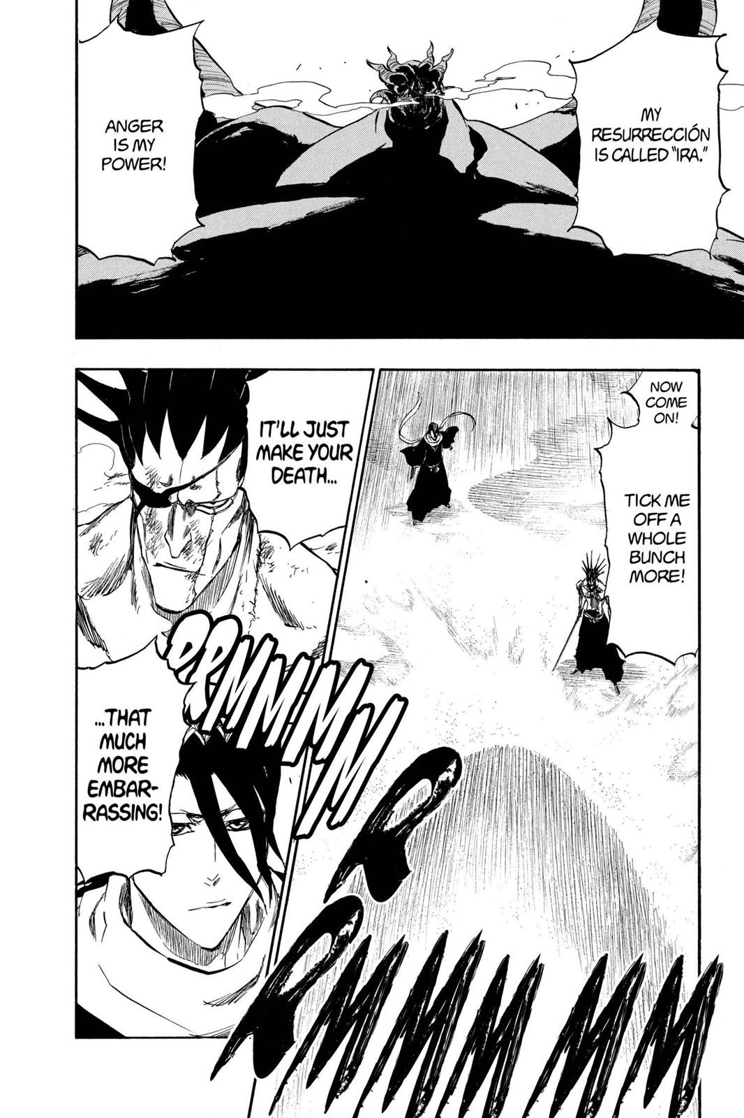 Bleach, Chapter 383 image 007