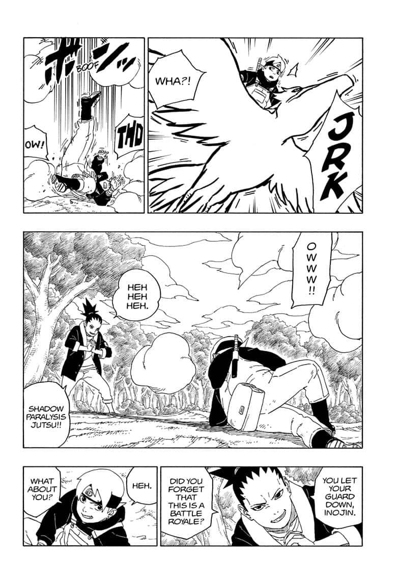 Boruto Manga, Chapter 44 image 022