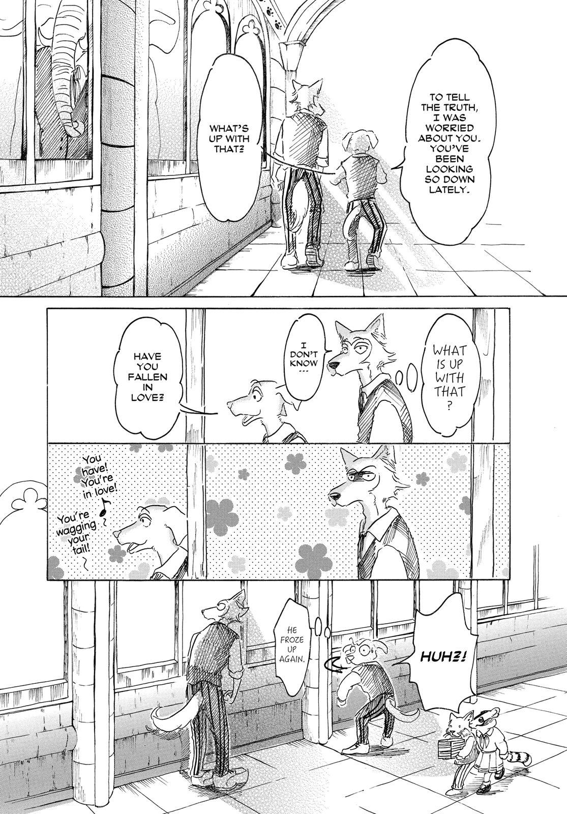 Beastars Manga, Chapter 17 image 022
