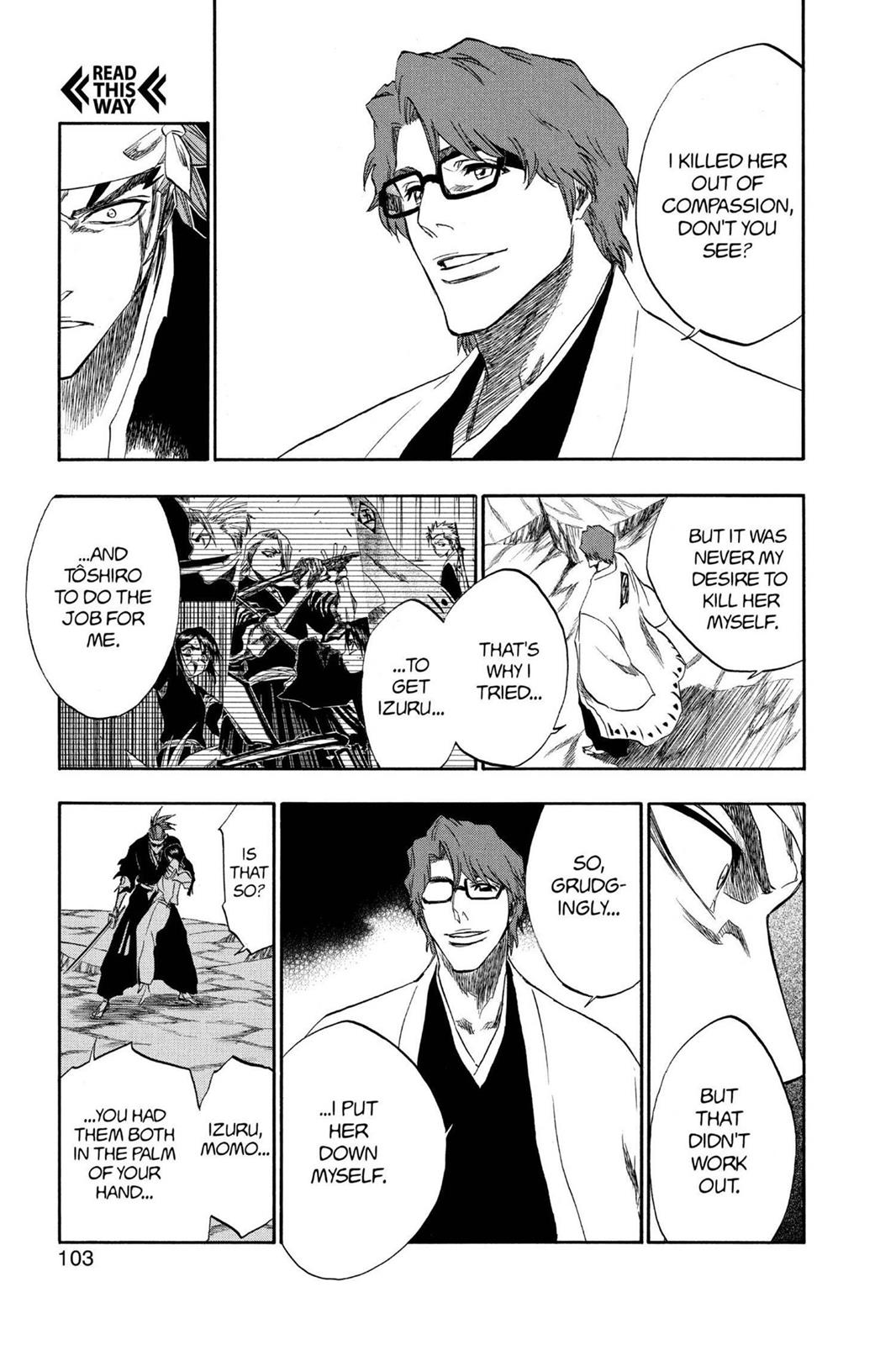 Bleach, Chapter 173 image 005