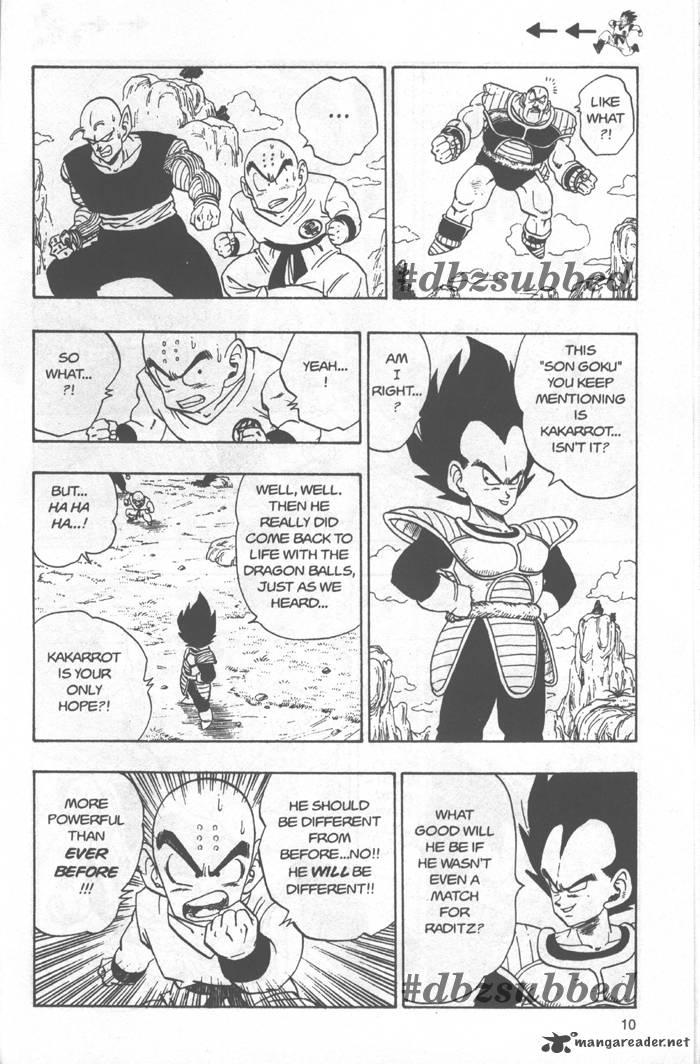 Dragon Ball, Chapter 219 image 010