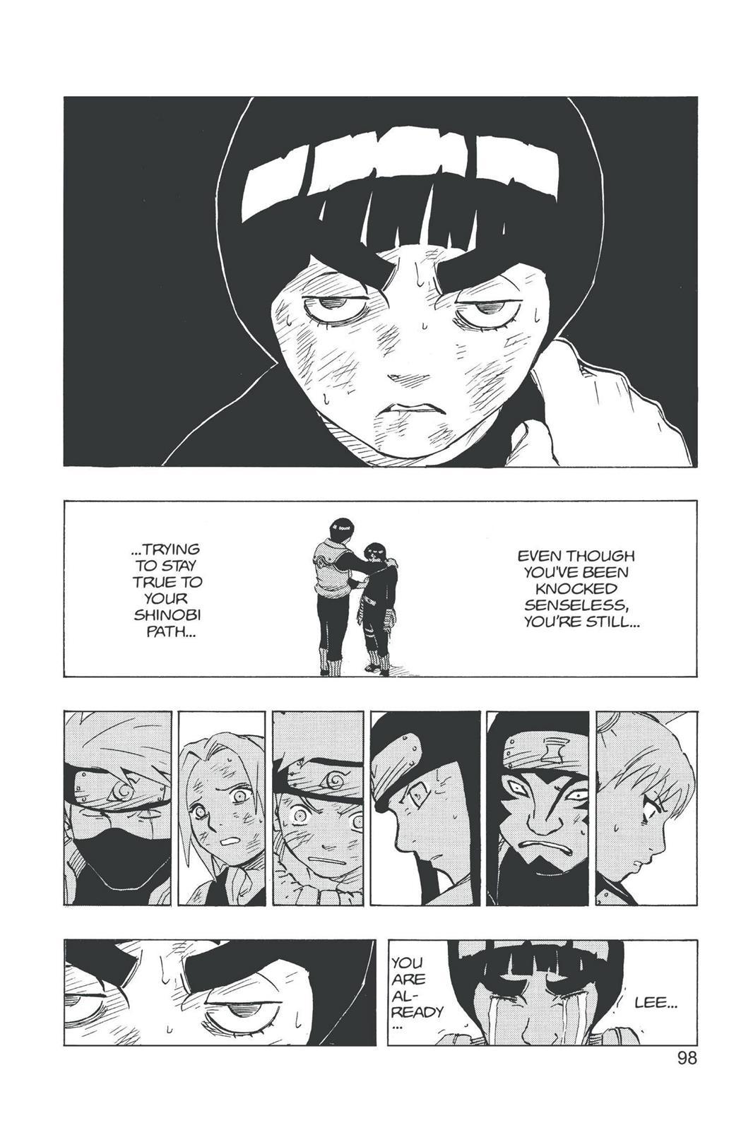 Naruto, Chapter 86 image 016