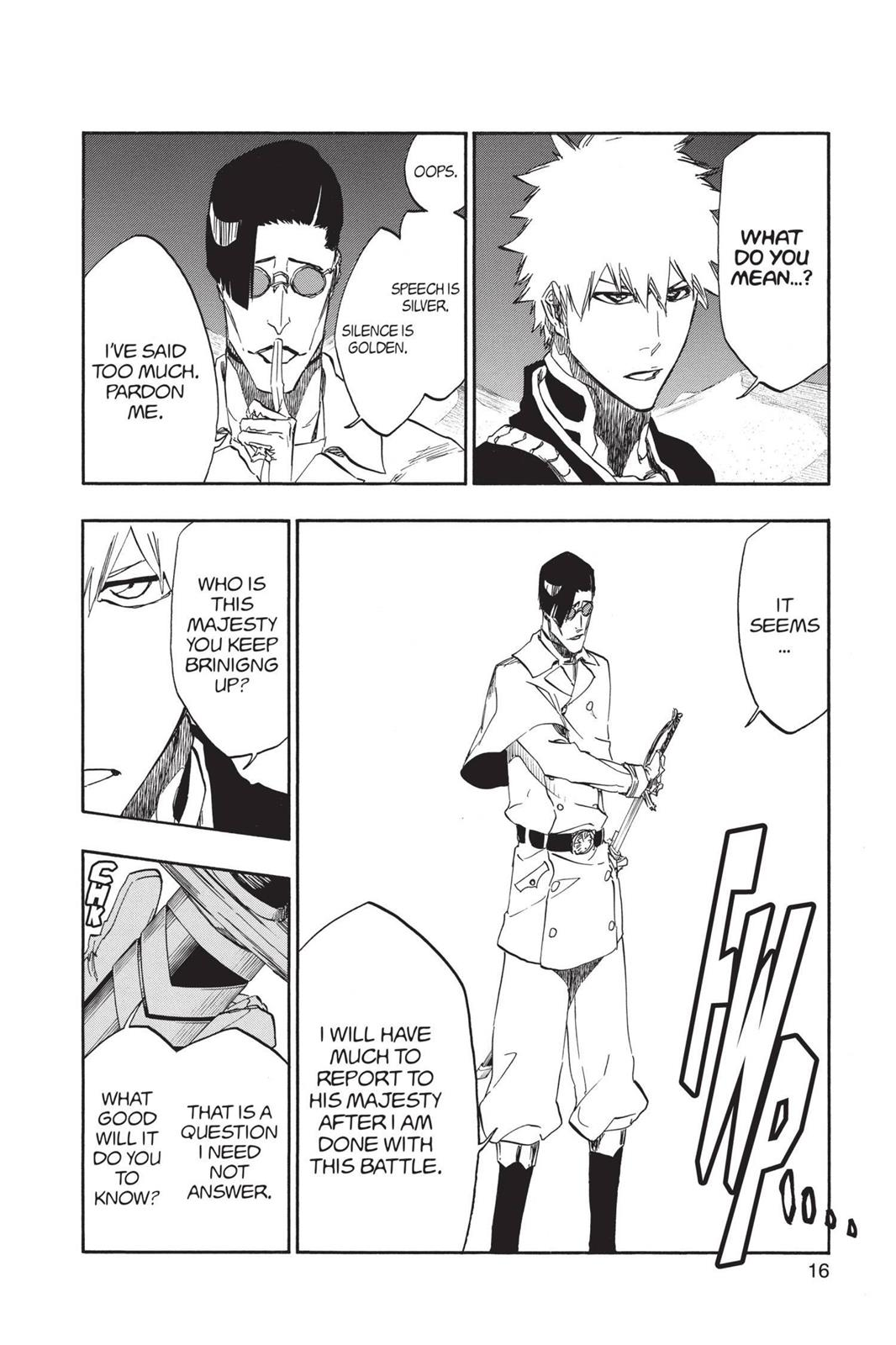 Bleach, Chapter 490 image 015