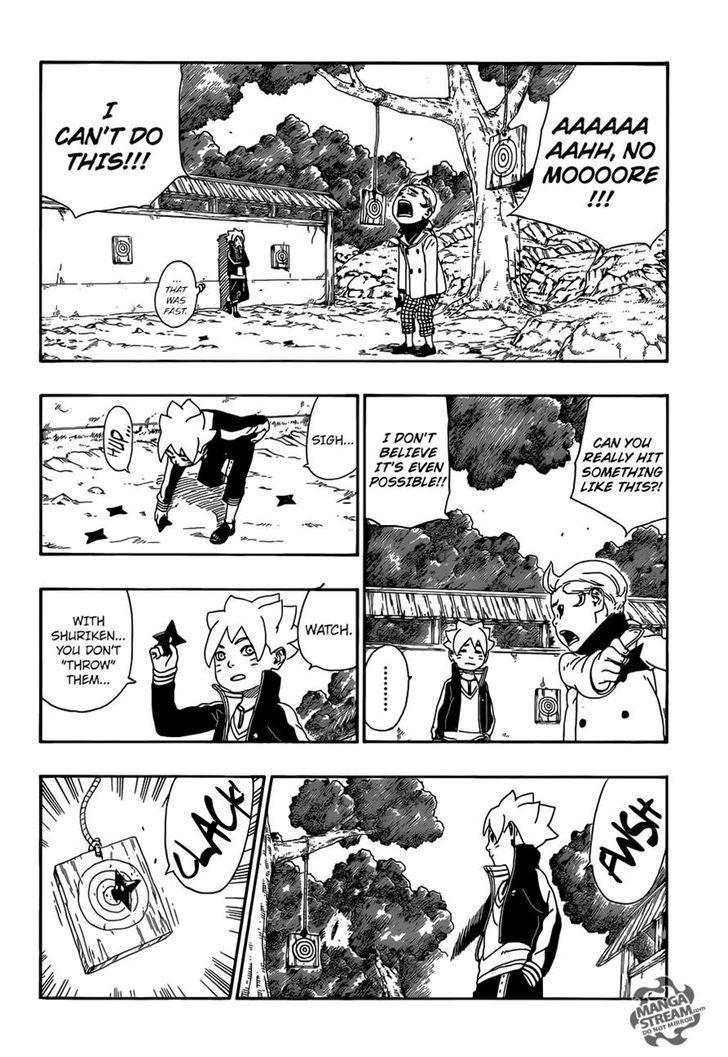 Boruto Manga, Chapter 12 image 020