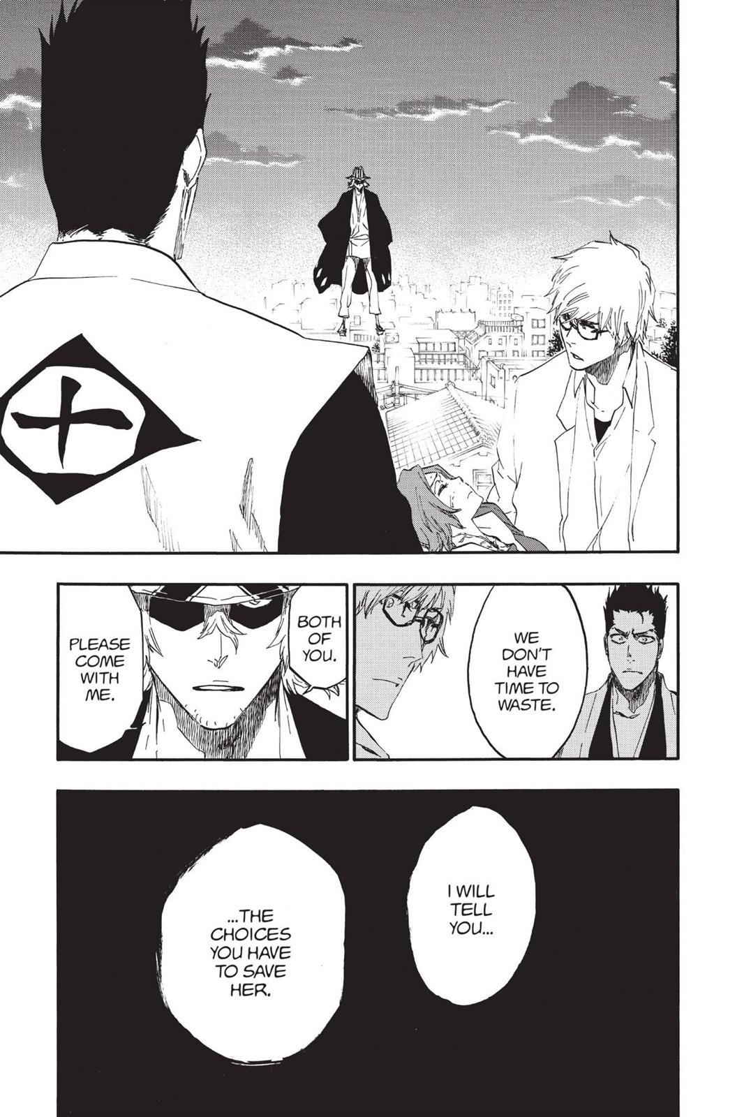 Bleach, Chapter 534 image 019