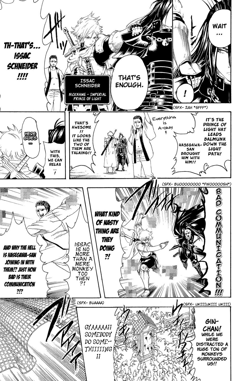 Gintama Chapter, 315 image 013