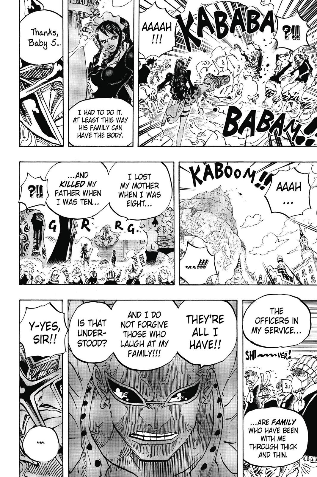 One Piece, Chapter 747 image 010